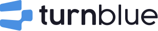 Turn Blue logo